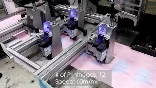 RYNAN 1200s - Commercial Variable Data Printing Application