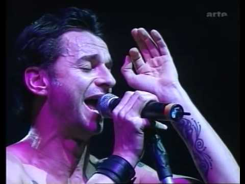 Dave Gahan - Basel, Switzerland - Festaal Messe Basel, Avo Session (18.11.2003)