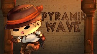 Pyramid Wave Game