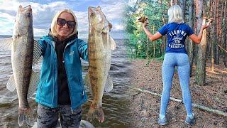 СТАВЬ ЕГО И ВСЕГДА ПОЙМАЕШЬ ХИТРЫЙ ЦВЕТ НА СУДАКА Ловля судака на джиг Рыбалка на спиннинг 2021
