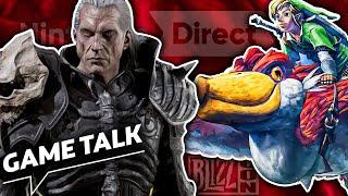 BlizzCon 2021 & Nintendo Direct: Pure Enttäuschungen? | Game Talk Thumb