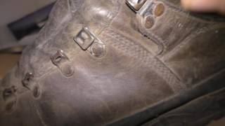 Meindl will not sort boots with structural defect