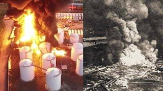 Почему Украина рухнет после взрыва на нефтебазе предсказание Глобы