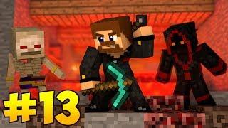 НОВОЕ ПУТЕШЕСТВИЕ #13 - КРУТЫЕ ВЕЩИ В СТРАШНОМ АДСКОМ ПОДЗЕМЕЛЬЕ - Minecraft