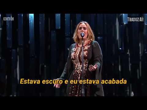 Adele - Set Fire to the Rain {Legendado/ Tradução}