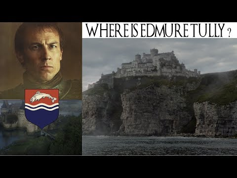 Where is Edmure Tully?