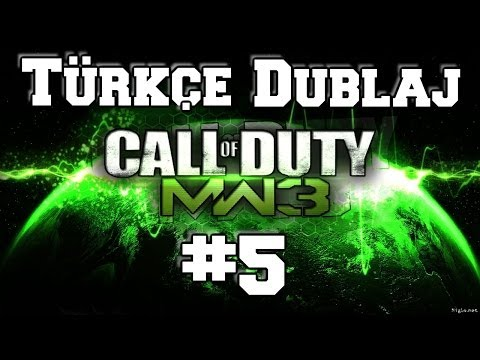 Call of Duty Modern Warfare 3 Türkçe Dublaj #5