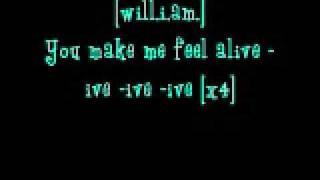 Black Eyed Peas - Alive (Lyrics)
