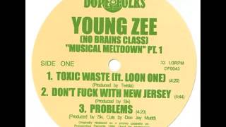 "YOUNG ZEE ""PROBLEMS"""