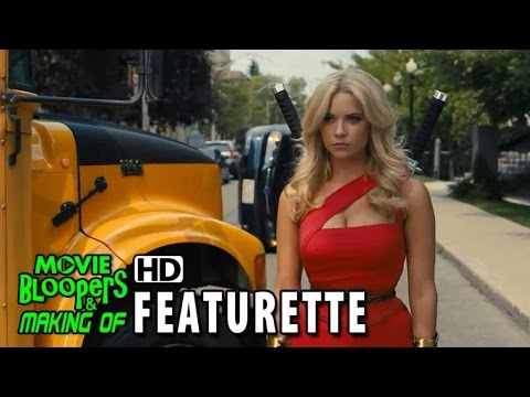 Pixels (2015) Featurette - Meet Lady Lisa