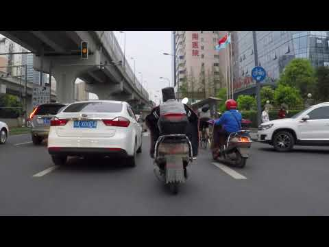 Cycling Chengdu 1