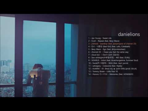 ♫ bad vibes lonely ; 나쁜 느낌damn (14 songs)