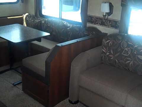 New 2013 Prime Time Lacrosse 318BHS Outside Kitchen Bunk House Travel  Trailer Dodd RV Yorktown, Va