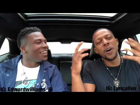 Unbelievable Black Panther and Ray Charles impersonation Vo & Edward Williams III
