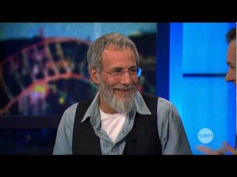 Yusuf Islam (Cat Stevens) interview on The Project (2012)