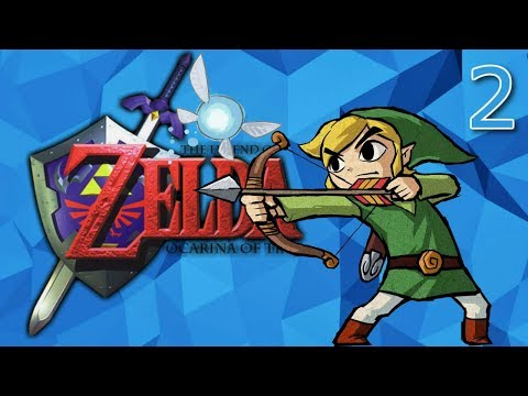 Legend of Zelda ocarina of time: How many letters are in the alphabet? - PART 2 - PandaPants