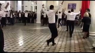 İzmir Atatürk Lisesi Cumhuriyet Balosu Harmandalı & Zeybek Gösterisi