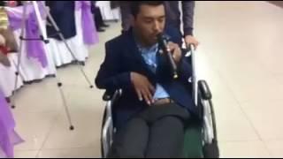 Инвалид на свадьбе