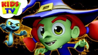 Hello Its Halloween | Supremes Halloween Videos | Scary Nursery Rhymes For Kids
