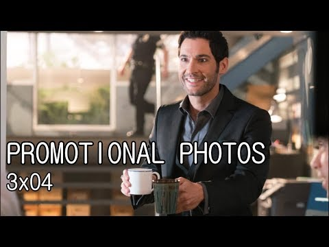 "Lucifer 3x04 Promotional Photos ""What Would Lucifer Do"" Season 3 Episode 4"