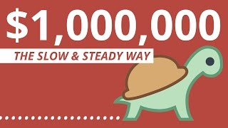How to Become a Millionaire: The Slow and Steady Way