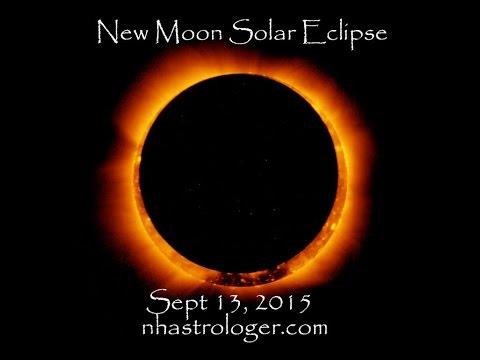 September Astrolocial Moon