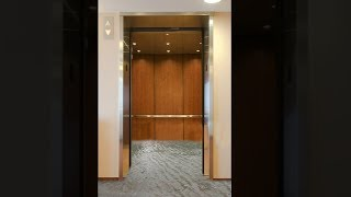 the elevator flooded in my hotel...