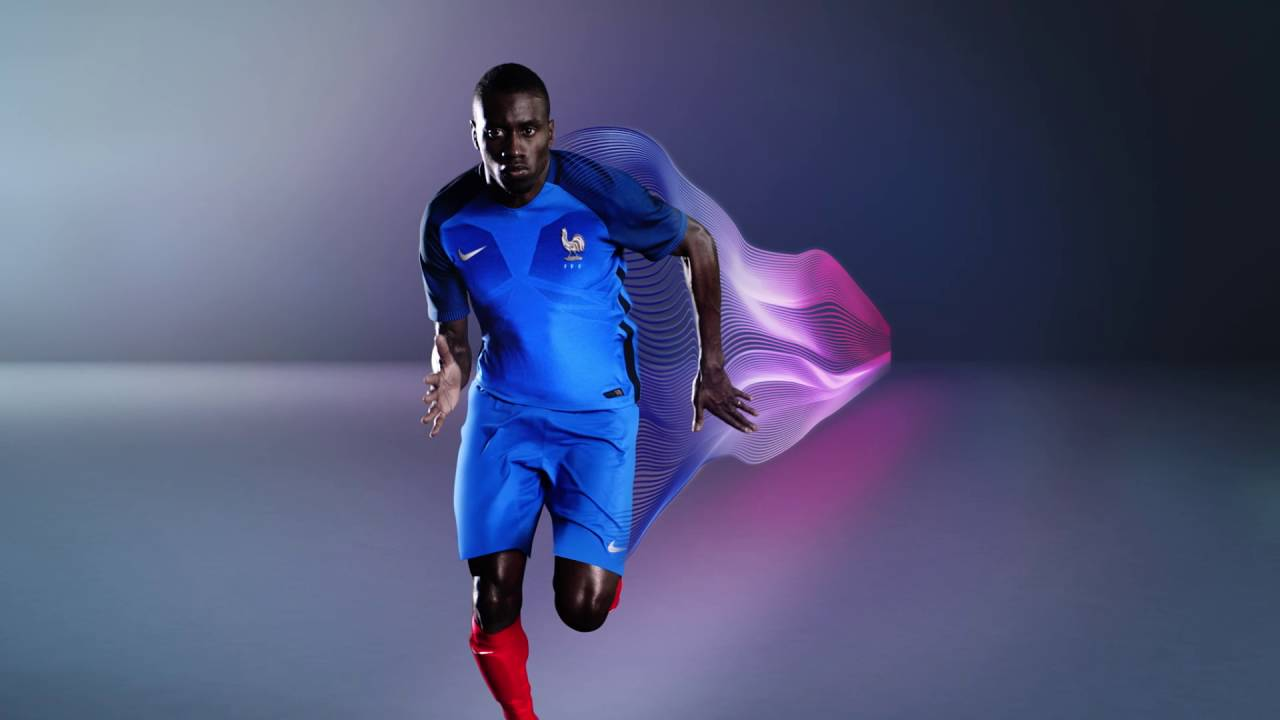 best service 3289a 6d3e2 Nike 2016 French National Team Kit Launch Video