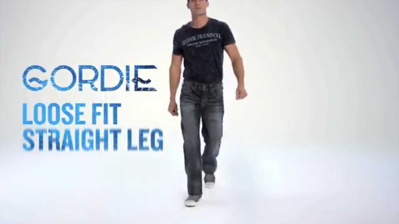 dda9fce1 Silver Jeans Co. // Gordie - Loose Fit, Straight Leg - YouTube