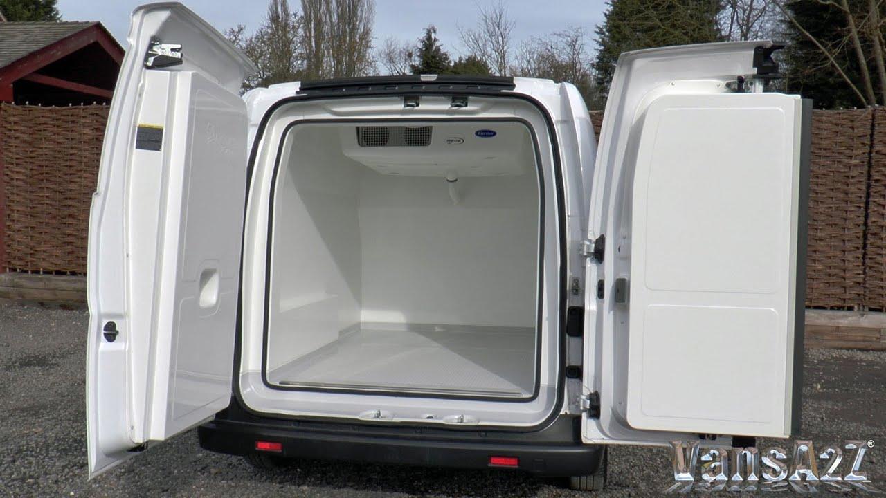 Nissan Nv200 Camper >> Nissan NV200 Fridge Van 2013 | Van News - YouTube