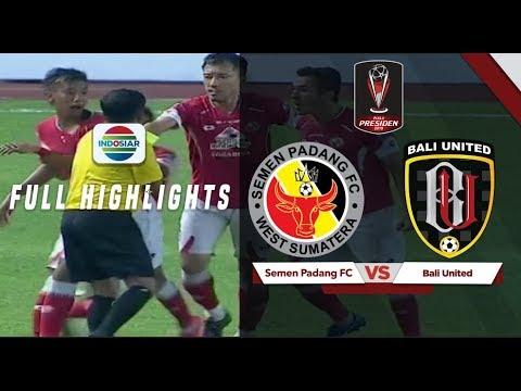 Semen Padang Fc 1 Vs 2 Bali United Full Highlights