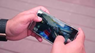Sony Xperia XZ Premium Gaming, Benchmarks, 4K Video Sample