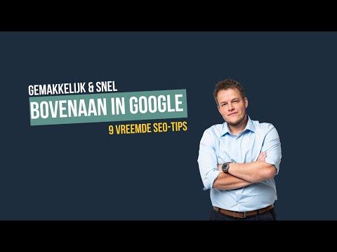 De Beste SEO Tips & SEO Trends voor 2021 – #WGD 36
