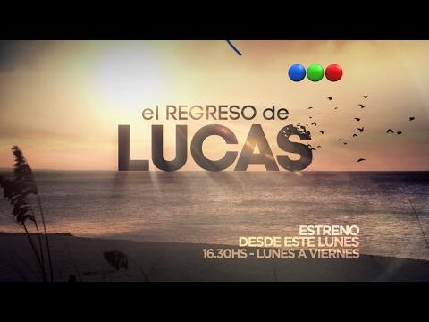 Desde este lunes 16.30hs: El regreso de Lucas