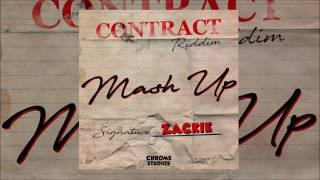 zackie - mush up ( contrack Riddim )