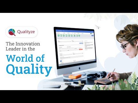 Enterprise Quality Management Systems   Qualityze EQMS Software