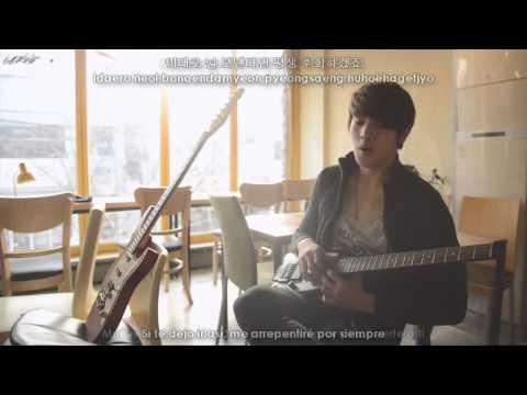 C-CLOWN - Far away... Young love Acoustic Ver. [Sub español + Hangul + Rom] + MP3 Download
