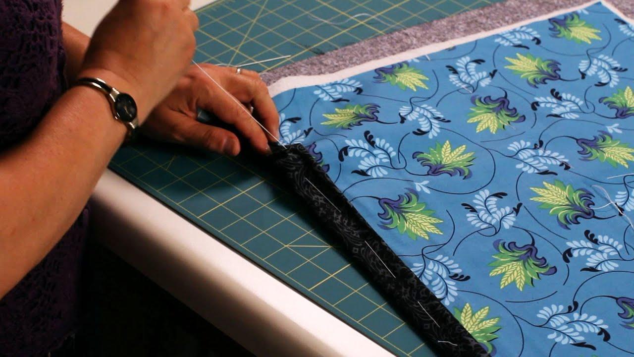 ://i.ytimg.com/vi/9ZzF49iGX3o/maxresdefault.jpg : how to hand baste a quilt - Adamdwight.com