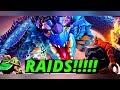 [MMEG] GUILD RAIDS!!! FIRST LOOK & DISCUSSION Might and Magic Elemental Guardians