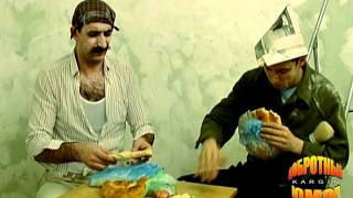 Добротный юмор (анекдоты) - Два маляра