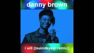 Danny Brown - I Will ((Suicideyear remix))