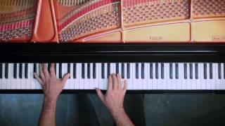 Chopin Etude Op.10 No.6 WARNING tempo = 60 + RUBATO - P. Barton, piano