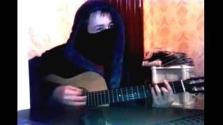 Баста-Выпускной, Кавер на гитаре