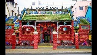 Sâu Tivi I Khám phá Bí ẩn ngôi chùa Tại Bến Ninh Kiều to Cần Thơ