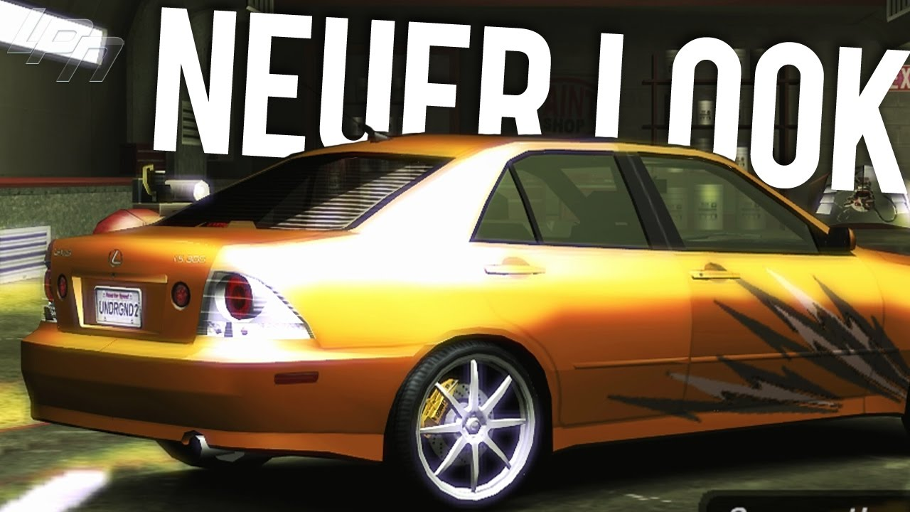 neuer look need for speed underground 2 part 15 lets. Black Bedroom Furniture Sets. Home Design Ideas