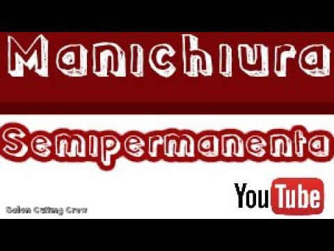 Saloane De Infrumusetare Manichiura Semipermanenta Youtube