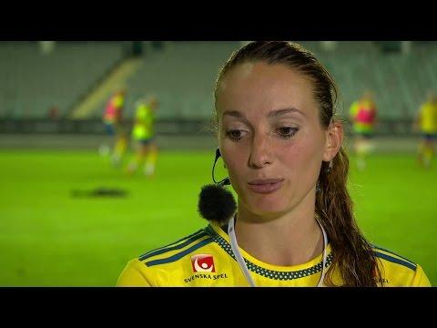 """Asllani: """"Nästan som att någon regisserat det här"""" - TV4 Sport"""