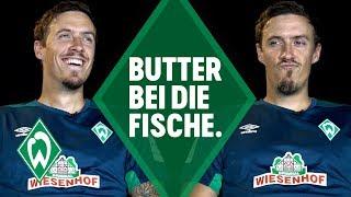 Max Kruse - Butter bei die Fische | SV Werder Bremen