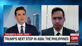Richard Heydarian CNN Interview on Trump - Duterte Summit