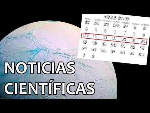 Encélado podría albergar vida extraterrestre   Noticias 17/4/2017